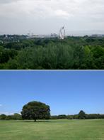 万博記念公園(S47) 国営昭和記念公園(S58)