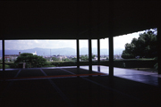 山を取り込んだ借景庭(奈良県大和郡山市慈光院庭園)