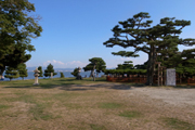 中国の瀟々八景をモデルとした地域の風景イメージ(滋賀県大津市「唐崎夜雨」の「唐崎の松」)