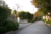 風致地区:東京都石神井風致地区