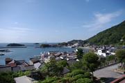 要所の港町は風光明媚の地でもあった(広島県福山市鞆の浦)