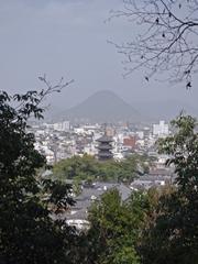 わが街の眺望(香川県善通寺市)