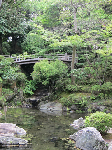 和歌山城西の丸庭園