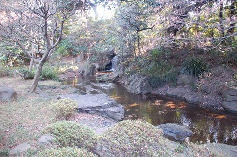 前田侯爵邸庭園(駒場公園)