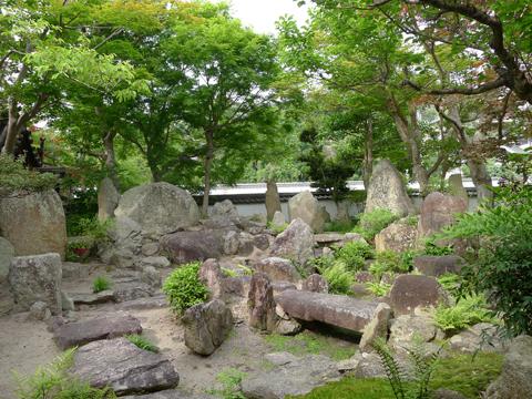 太山寺安養院庭園