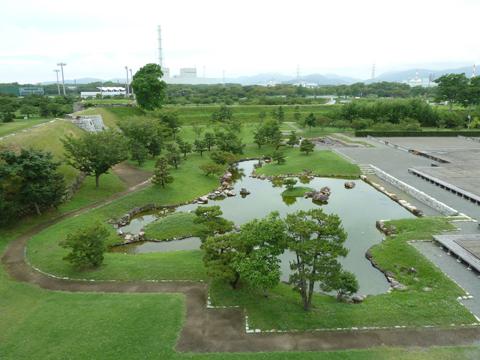 旧赤穂城本丸庭園