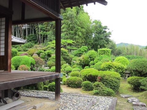 十禅院庭園