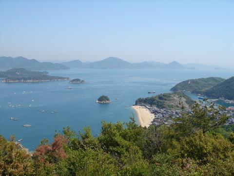 笠岡諸島白石島