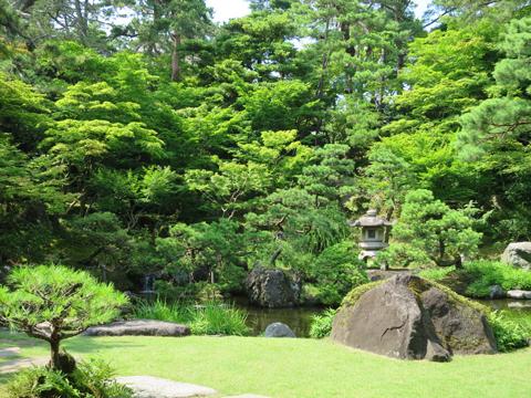 旧斎藤家別邸庭園