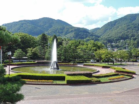 城山公園 写真提供:長野市